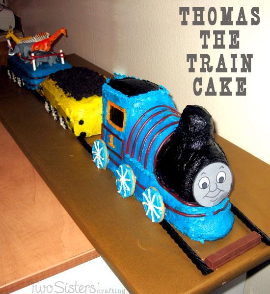 Birthday Cakes Thomas Tank