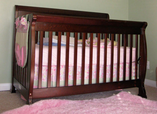 Crib Skirt for the Baby Bedding set