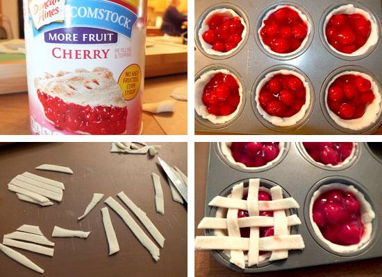 Cherry Mini Pies