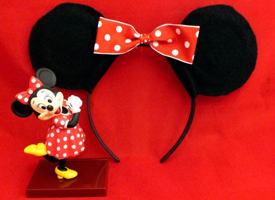 Diy Mickey Minnie Mouse Ears Two Sisters