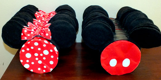 picture about Printable Minnie Mouse Ears called Do-it-yourself Mickey Minnie Mouse Ears - 2 Sisters