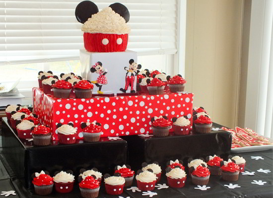 Mickey Mouse St Birthday Cake Decorations