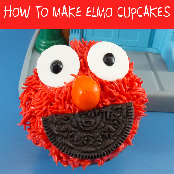 Elmo Crafts