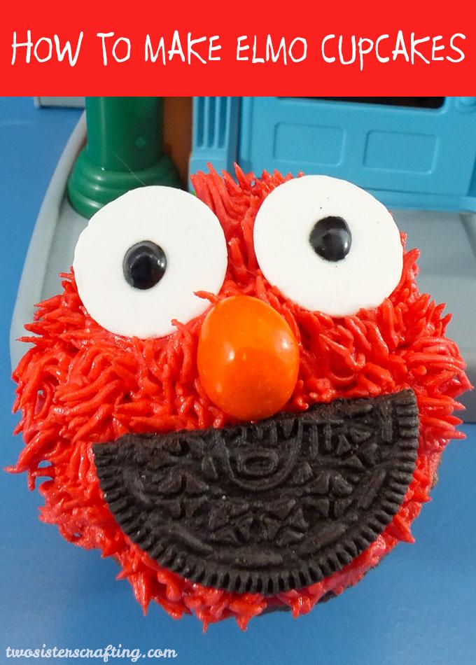 How To Make A Sesame Street Cake