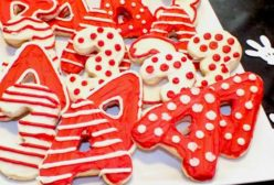 Mickey Mouse Party Cookies