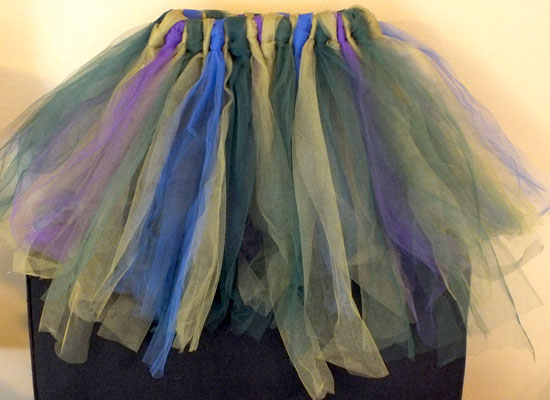 Diy peacock costume two sisters peacock costume tutu skirt solutioingenieria Images