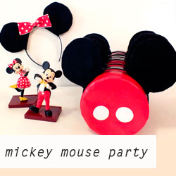 Parties - Mickey Mouse Party