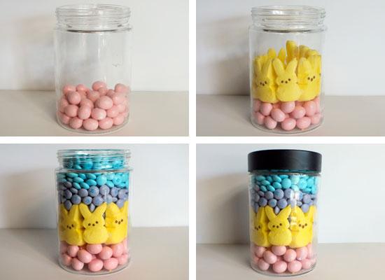 Peeps Jar
