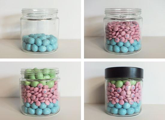M&M's Jar