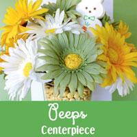 Peeps Centerpiece