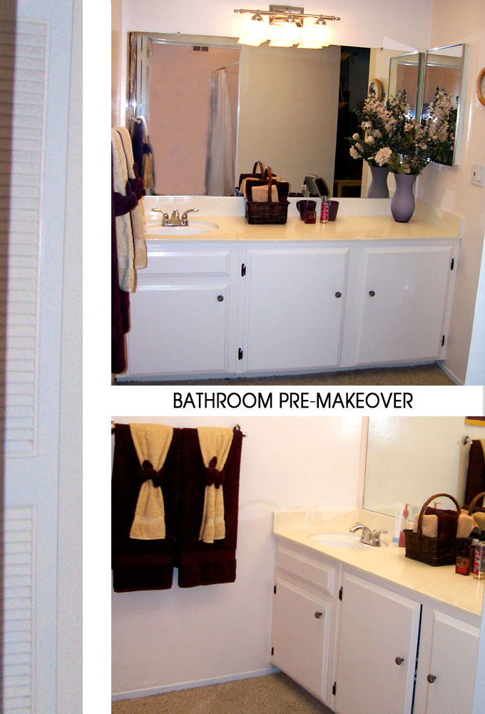Bathroom Makeovers Belfast diy bathroom makeover - two sisters crafting