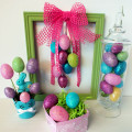 Decorating with Easter Eggs