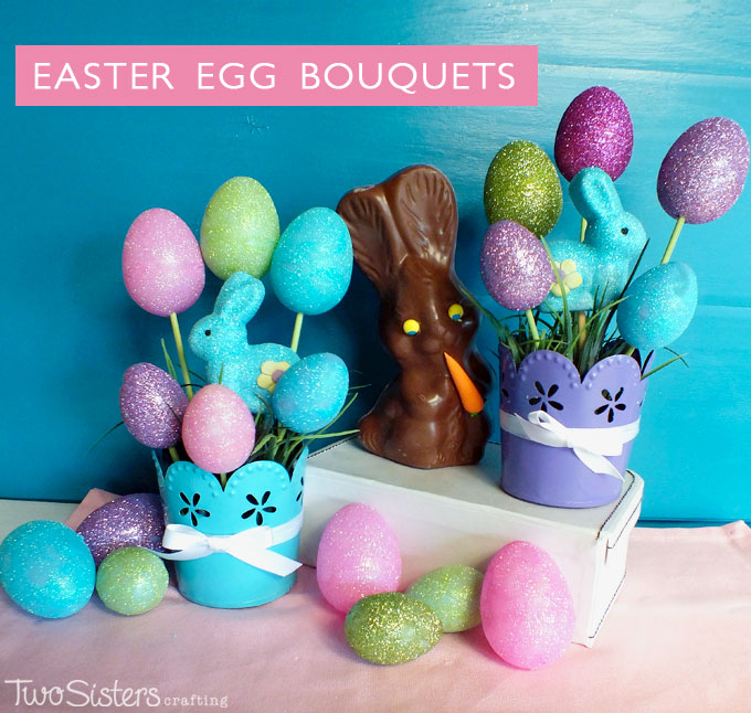 Easter Egg Bouquets