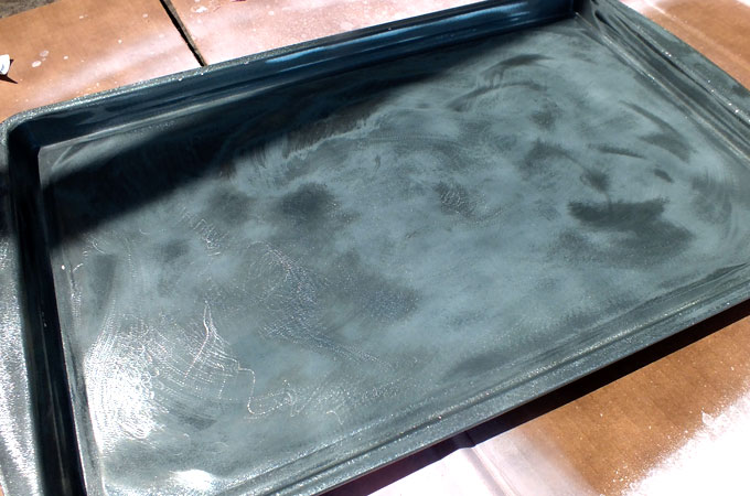 Sand Cookie Sheet