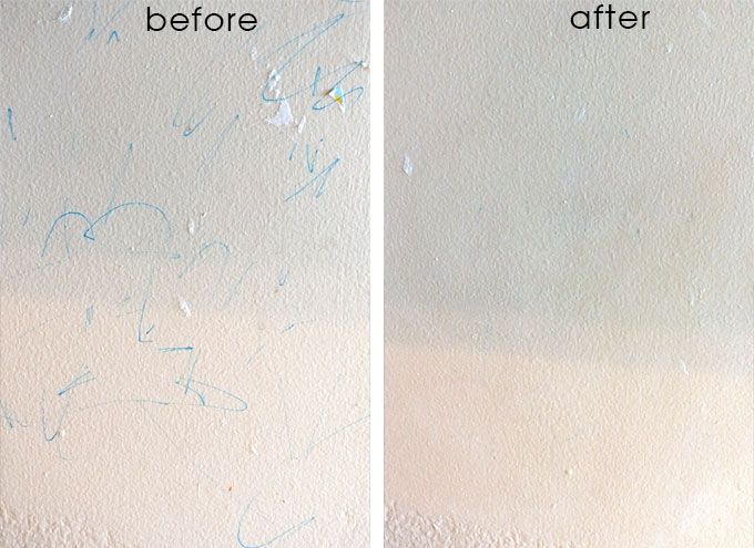 Permanent Marker - Before and After