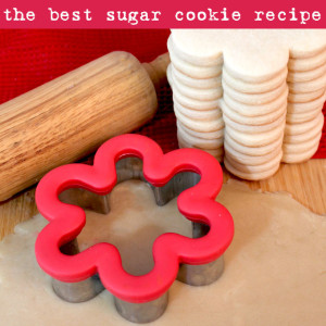 The Best Sugar Cookie Recipe - Two Sisters Crafting