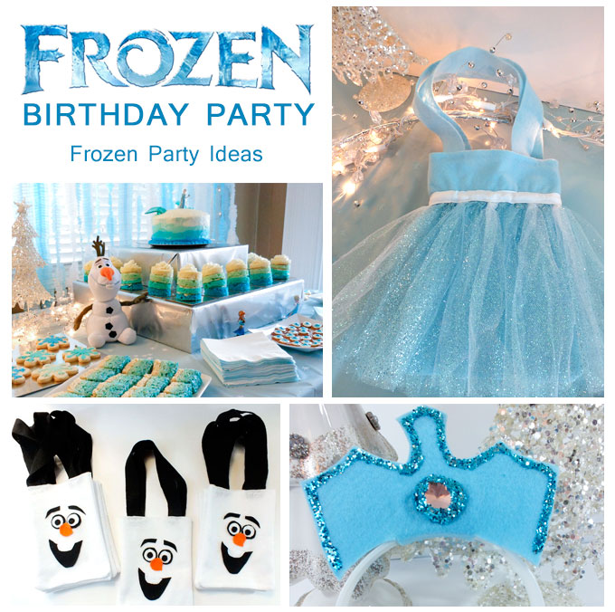 Disney frozen party ideas two sisters solutioingenieria Image collections