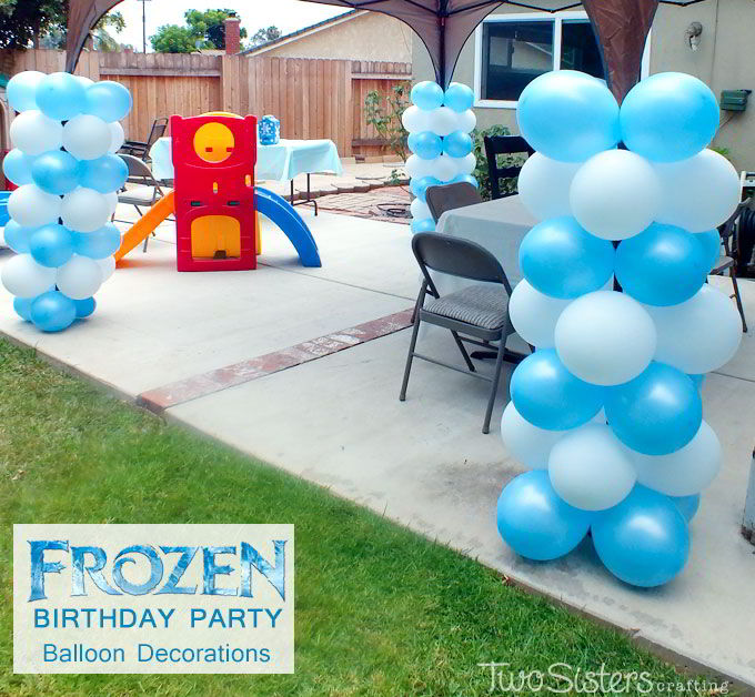 Cake Table Balloon Arch Kit
