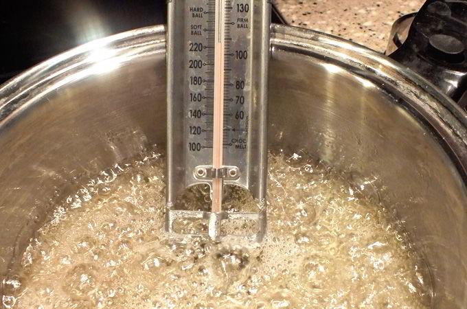Bring Sugar to a Boil