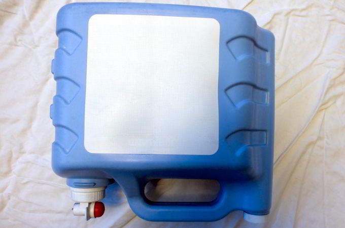 Old Fabric Softener Dispenser