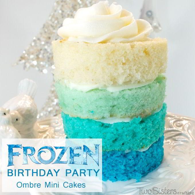 Frozen Cake Supplies Uk