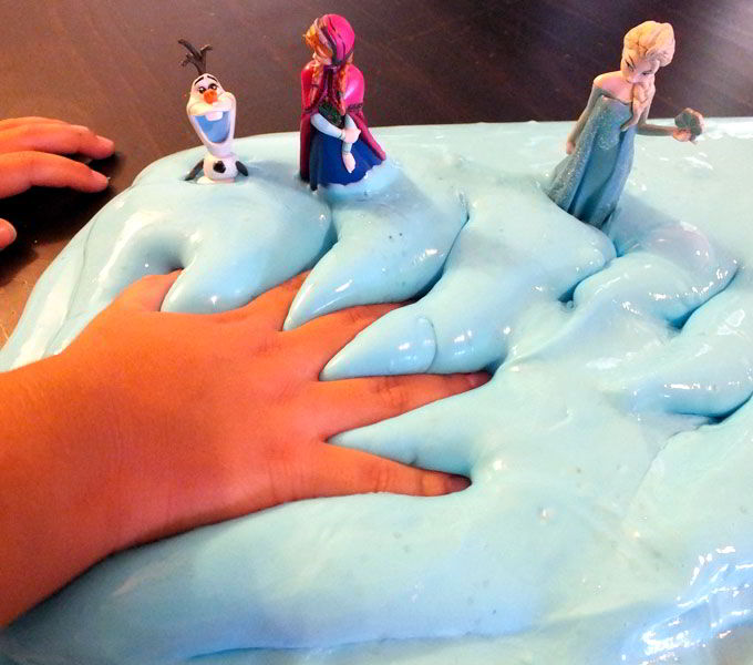 Cool Troll Cakes