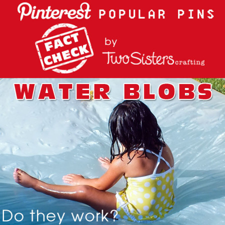 Do Water Blobs Work? – Pinterest Fact Check