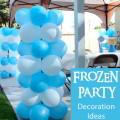 Balloon Decoration Ideas
