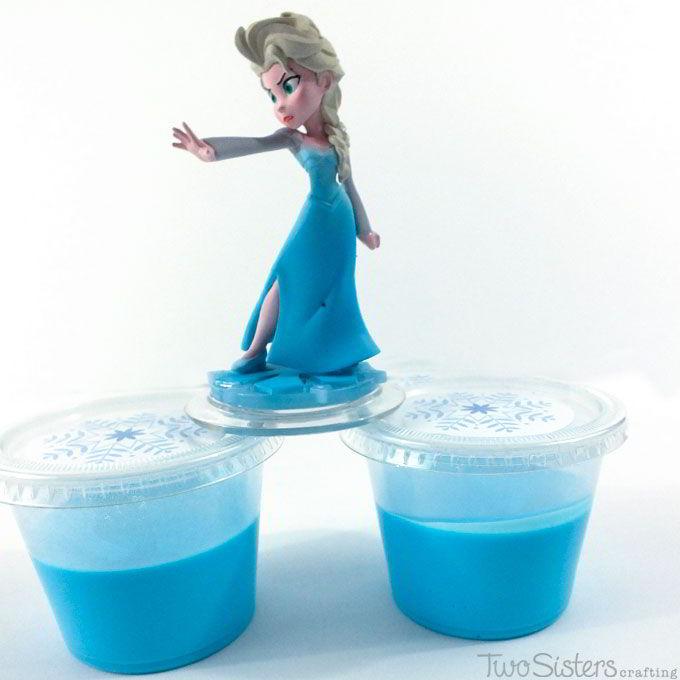 Disney Frozen DIY Gak (Troll Slime)