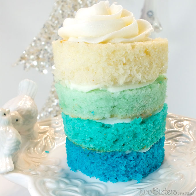 Frozen Birthday Cake Decoration Ideas