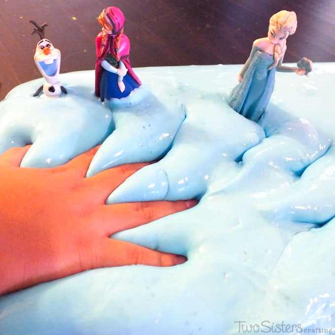 Frozen party games and activities two sisters disney frozen troll slime solutioingenieria Image collections