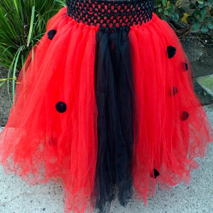Diy ladybug costume toddler clublifeglobal diy ladybug costume two sisters solutioingenieria Images