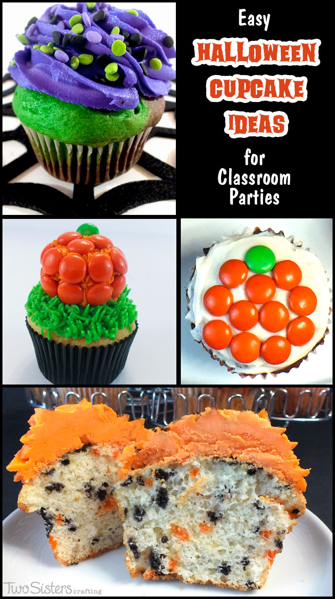 Easy Cupcake Decorating Ideas Pinterest