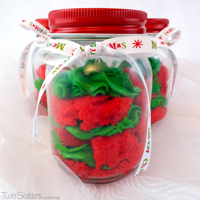Ideas For Decorating Mason Jars For Christmas