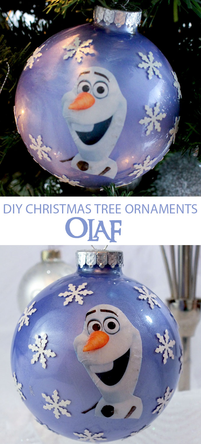 Clear christmas bulbs for crafting - Along With That Warm Hug Give The Frozen Fans In Your Family Something Special To