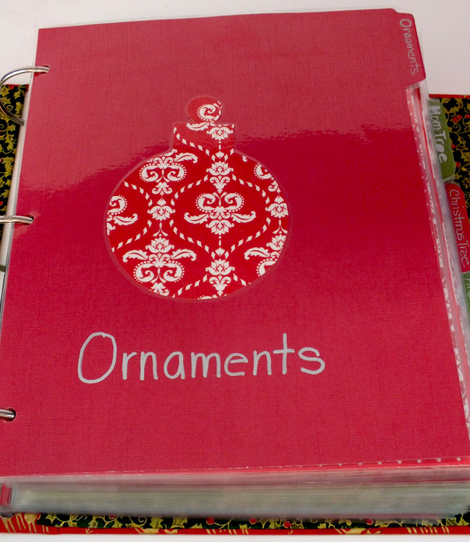 Christmas Cardstock Decoration