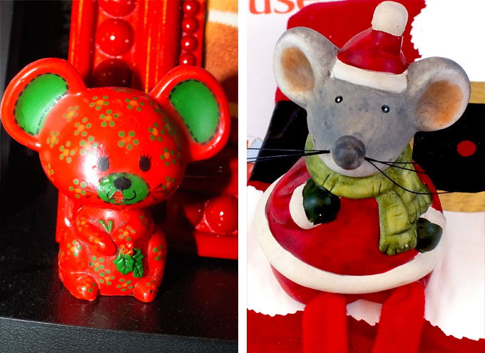 Santa Mouse Tradition