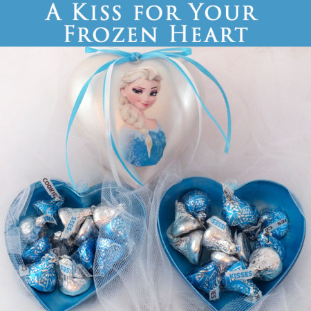 A Kiss for Your Frozen Heart