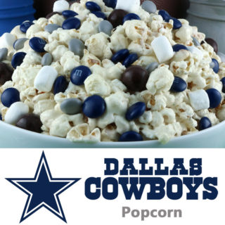 Dallas Cowboys Popcorn