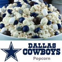 Dallas Cowboys Popcorn