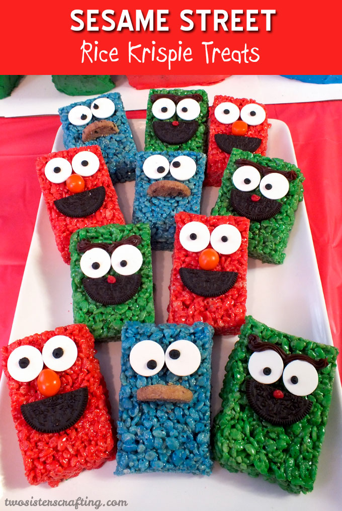 Sesame Street Food Ideas