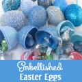 Embellished Easter Eggs