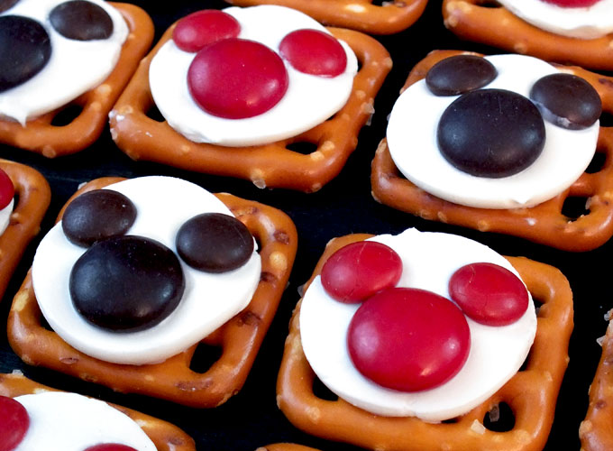 Disney Food Ideas For Parties