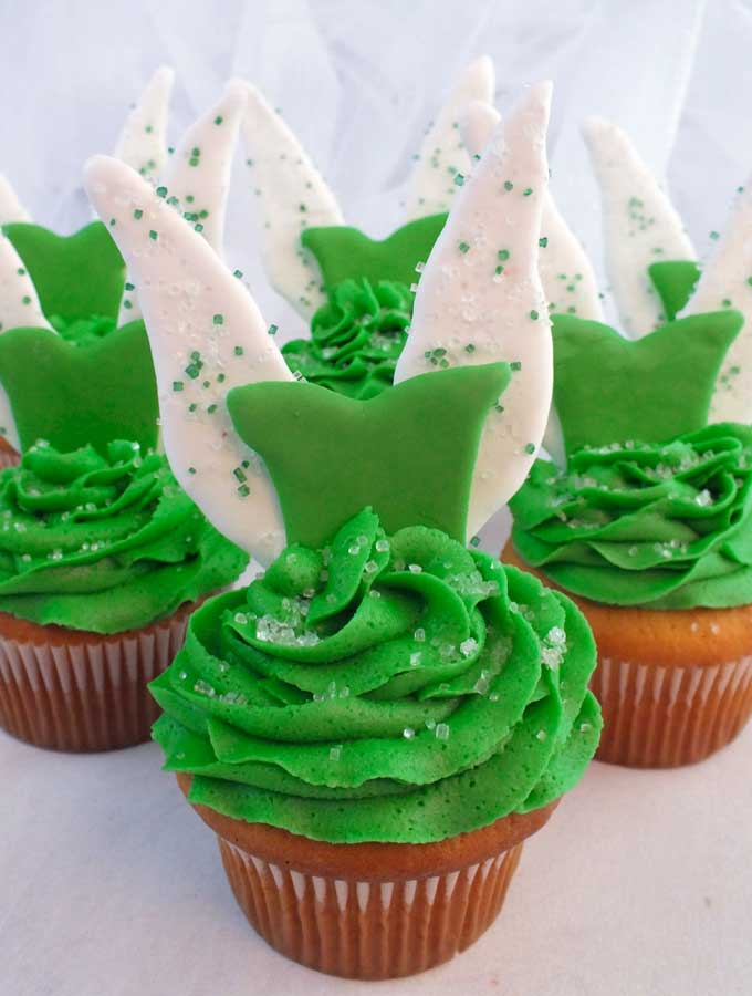 Tinkerbell Cupcakes Two Sisters