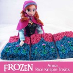 Anna Rice Krispie Treats