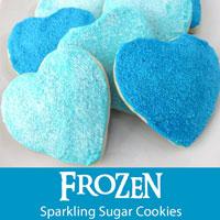 Frozen Sparkling Sugar Cookies