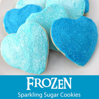 Frozen Sparkling Sugar Cookies