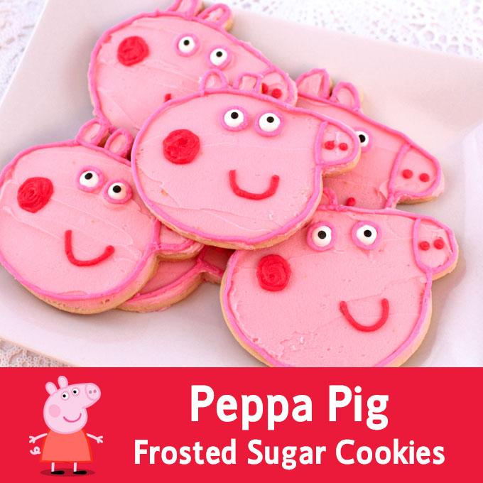 Peppa Pig St Birthday Cake Ideas