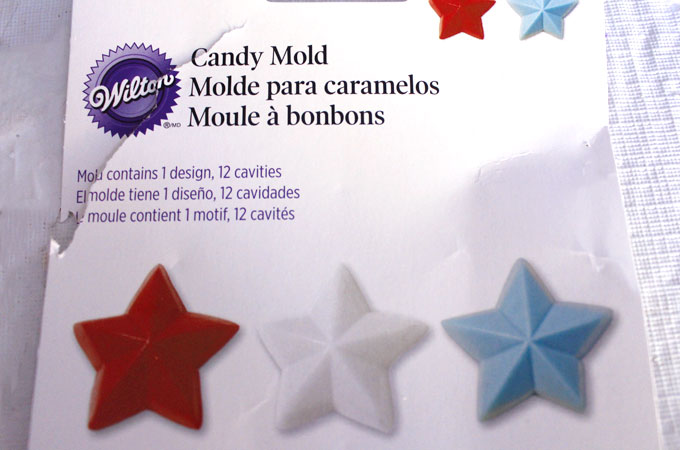 Wilton Star Candy Mold
