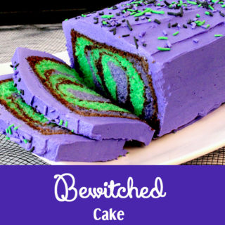 Bewitched Cake